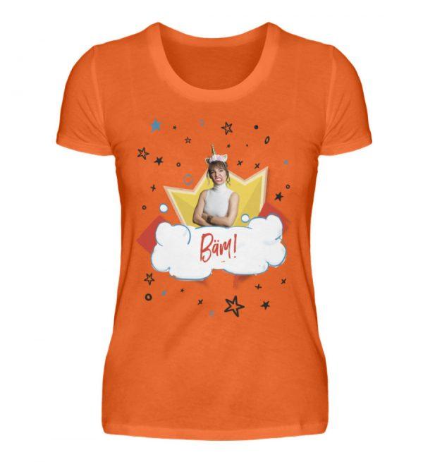 Bäm! - Follow Marnie Fan-Shirt - Deutsch - Damenshirt-1692