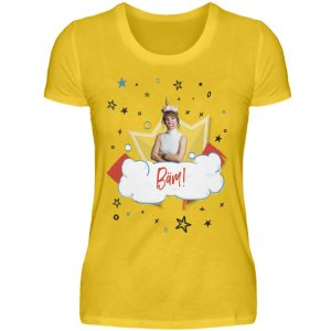 Bäm! - Follow Marnie Fan-Shirt - Deutsch - Damenshirt-3201