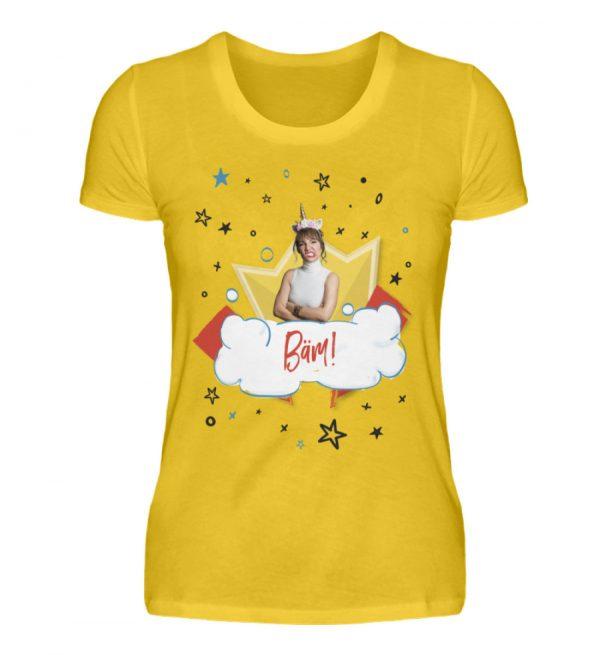 Bäm! - Follow Marnie Fan-Shirt - Deutsch - Damenshirt-3201