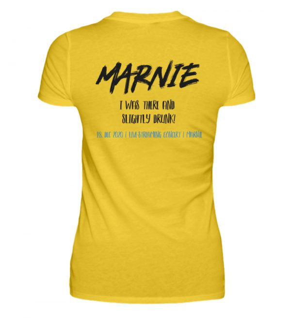 Bam! - Follow Marnie Fan-Shirt - Deutsch - Damenshirt-3201