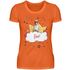 Bam! - Follow Marnie Fan-Shirt - Deutsch - Damenshirt-1692